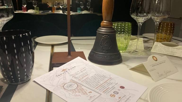 Cena dell'Accademia Cucina Italiano